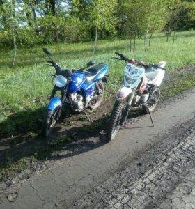 Продаю мотоцикл 150сс
