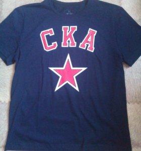 Новые футболки CKA + шапки
