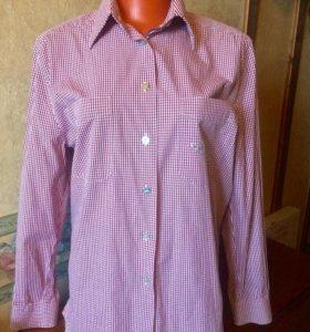 Новая женская рубашка р.46-48  Италия