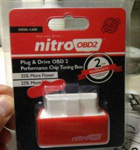 Nitro Obd2 disel cars.