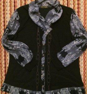 Новая блуза 52 размер