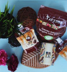 Натуральный какао-порошок.