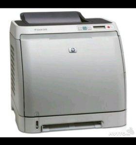 Принтер Hewlett-Packard HP Color LaserJet 2600n