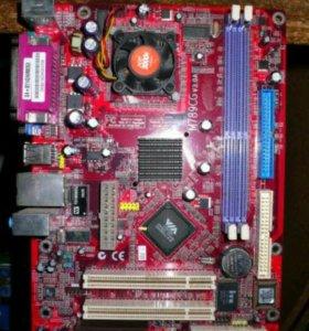 Материнская плата PC Chips M789CG (V3.0A)