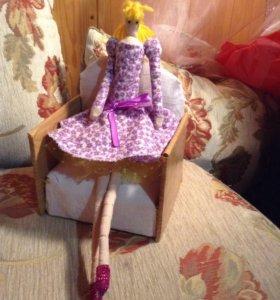 Кукла << Тильда >>