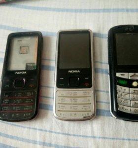 Nokia 6700 Motorola e398