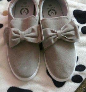 Красивая обувка))