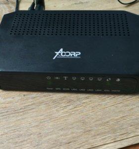 """ADSL роутер """"А"""""""