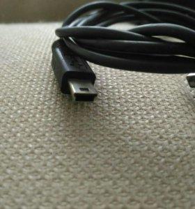 Шнур mini USB