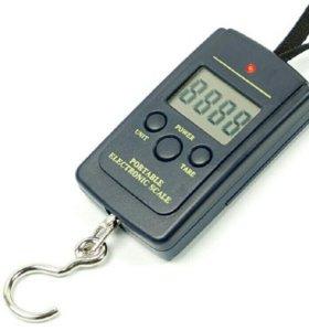 Весы электронные ручные до 40 кг
