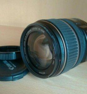 Объектив Canon EF-S 17-85 USM
