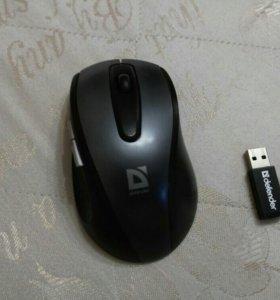 Мышка. Беспроводная.