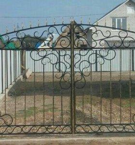 Ковка. Ворота.