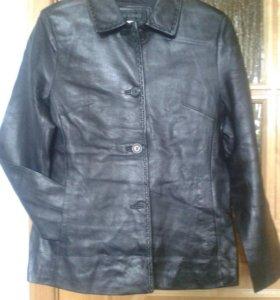 Куртка  натуральная кожаженская