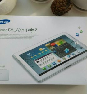 Планшет Samsung Galaxy Tab 2 (10.1) 3G