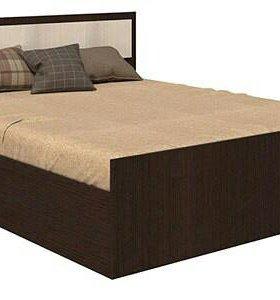 Кровать Фиеста в упаковке, с матрацем.