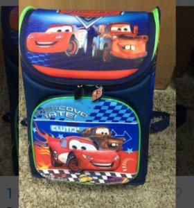 Рюкзак Cars тачки с бесплатной доставкой