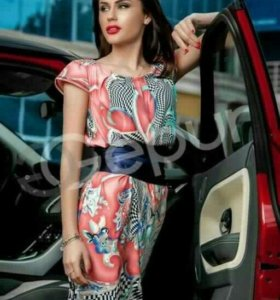 Платье новое 50размер