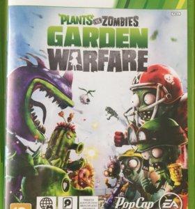Игра на xbox 360 растения против зомби