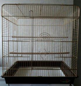 Клетка для средних попугаев