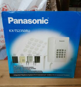 Телефон Panasonik kx-ts2350ru