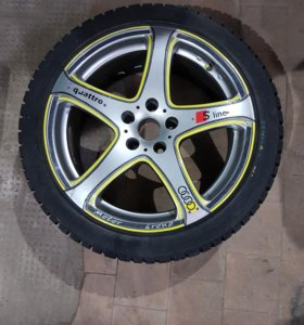 Резина с дисками Bridgestone Blizzak 245*40 R18