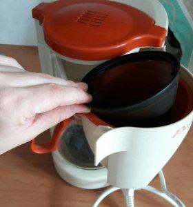 Кофеварка капельная