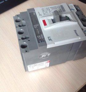 Автоматический выключатель TD 100N FTU100A 3P3T