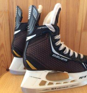 Хоккейные коньки 34р-р