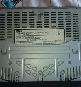 Автомагнитола кассетная