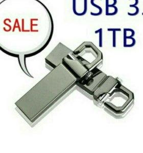 USB флешка и sd карты