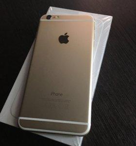 Apple iPhone 6 plus 128 gold