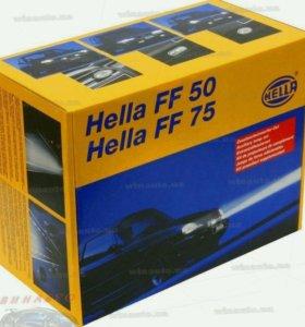Фары Hella FF 50 противотуманные новые