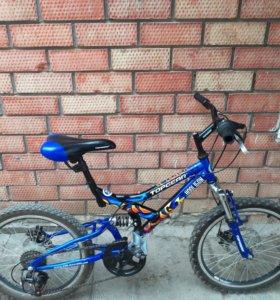 Велосипед TOPGEAR HOOLIGAN 225