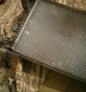 Радиатор форд фокус 3