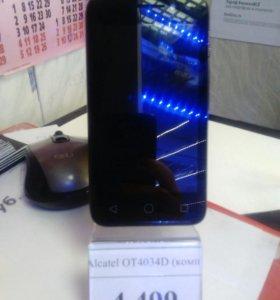 Теьефон alcatel ot4034d