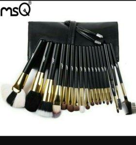 Кисти для макияжа MSQ Professional 18 шт.