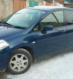 Продам Nissan Tiida Latio, 2009 год
