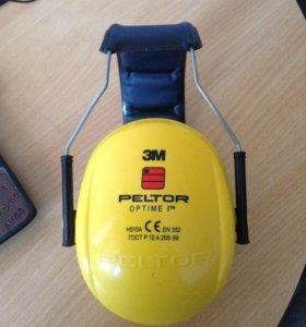 Наушники противошумные 3М peltor optime 1