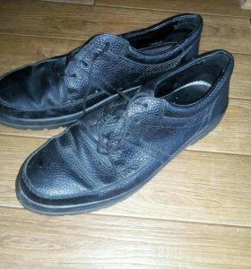 Ботинки размер 45
