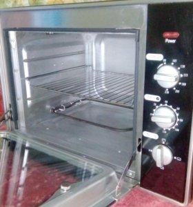Электрическая духовка (печь)