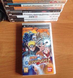 Naruto kizuna ( PSP )