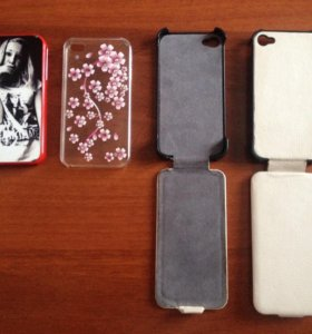 Чехлы на iPhone 4-4s
