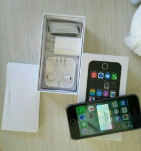 Iphone 5s space gray 32 gb
