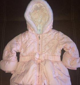 Куртка для девочки C&A baby club Германия рост 80