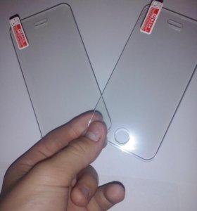 Стекла на IPhone 4s