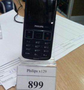 Philips x129