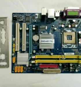 Материнская плата Gigabyte GA-945GCM сокет LGA 775