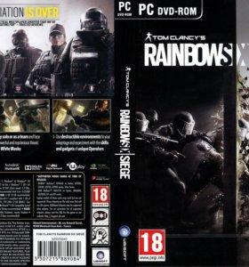 Продам лицензионную игру RainbowSix/осада