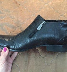 Ботинки зимние (26 см по стельке)